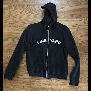 Tops - Vineyard zip-up hoodie